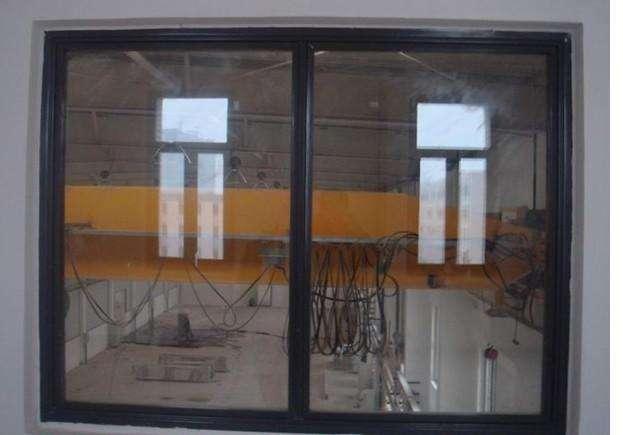 木制防火窗